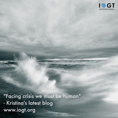 Facing crisis we must be human - Kristina's blog commenting on the refugee crisis #Humanity #RefugeesWelcome