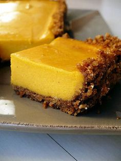 Cheesecake au potimarron et aux épices : la recette