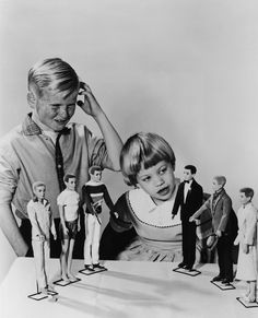 He was introduced on March 11, 1961, which makes him two years and two days younger than Barbie / 15 Surprising Things You Didn't Know About Ken (via BuzzFeed)