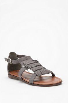 Minnetonka fringed sandal--Urban Outfitters