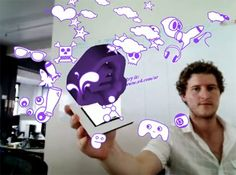 35 stunning examples of examples of augmented reality - Blog of Francesco Mugnai