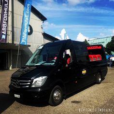 VIP Shuttle Bus numero uno - turned quite a few heads at #SwissEPrix2019 😎 • • #swisseprix #formulae #juliusbaer #eprix #eprix2019 #formele #abbformulae #bern #bernexpo #vipshuttle #mercedes #mercedesbenz #sprinter #minibus #mercedessprinter #blackcars #luxurycars #luxuryminibus #cabrio #headturner #viptravel #vip #shuttle #limousineservice #chauffeurservice #edelswiss #edelswisslimousine Mercedes Sprinter, Mercedes Benz, Mini Bus, Bmw, Limousine, Luxury Cars, Instagram Posts, Motor Scooters, Exotic Cars