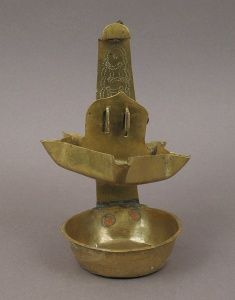 Noth African Shabbat Oil Lamp