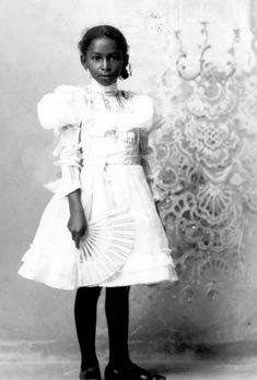 Children are the Future « Black Vintage: Name unknown (circa 1890s)