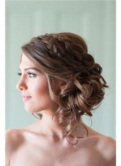 Vintage Βridal Hair #updos #wedding #gamos Τα χτενίσματα που θα φορεθούν το χειμώνα -www.gamos.gr