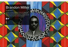 Brandon Miller's page on about.me – http://about.me/Bisanartist