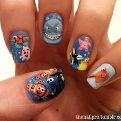 i want my nails like this!!!