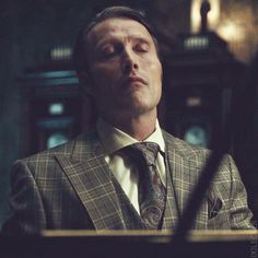 Happy Birthday Mads Mikkelsen: Celebrate with 10 delicious 'Hannibal' Gifs - Zap2it | News & Features