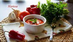 Domowa harissa, ostra pasta z chili