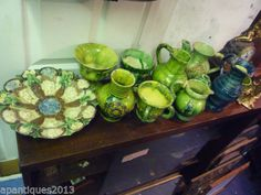Rare-Victorian-Edward-Bingham-For-Castle-Hedingham-Essex-Pottery-Tyg-7