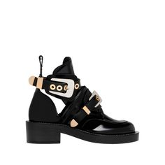 BALENCIAGA Ceinture Ankle Boots Ankle boot D f