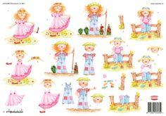 Nieuw bij Knutselparade: 4204 Wekabo knipvel meisjes 805 https://knutselparade.nl/nl/vrouwen/7608-4204-wekabo-knipvel-meisjes-805.html   Knipvellen, Vrouwen -