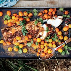 The secret to removing the pin bones from black cod is to wait until after it's been cooked.