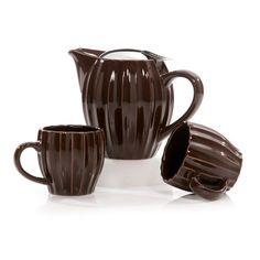 I-Pot Infuser Teapot and Mugs