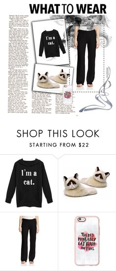 """""""What to Wear 2/6"""" by pink-roosje ❤ liked on Polyvore featuring Gund, Mododoc and Casetify"""