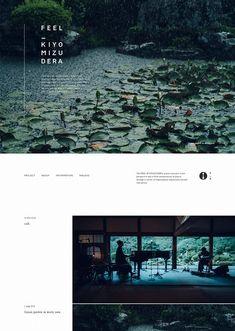 Relevant Advice On Simple Web Design Website Design Inspiration, Website Design Layout, Web Layout, Layout Design, Website Designs, Web Design Examples, Web Design Trends, Kiyomizu Temple, Web Development