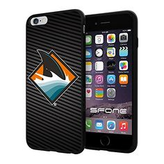 San Jose Sharks 2 Carbon NHL Logo WADE4943 iPhone 6+ 5.5 inch Case Protection Black Rubber Cover Protector WADE CASE http://www.amazon.com/dp/B013O10I7G/ref=cm_sw_r_pi_dp_DwzFwb1G4Q7XB