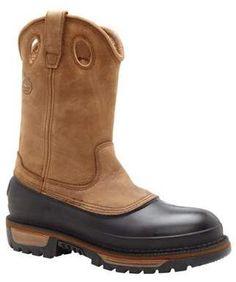 20102cab7c7 Georgia Boot Men s G4434 11 Wellington MUDDOG Comfort Core