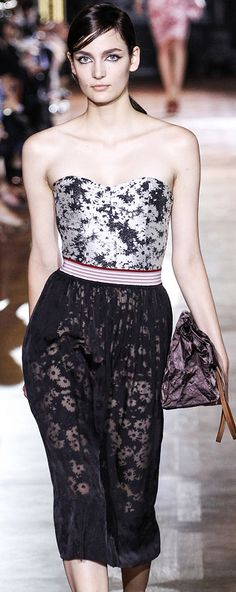 Stella McCartney Spring 2014