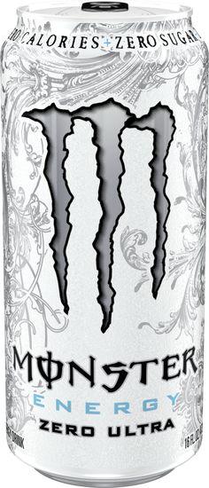 Monster Ultra | Monster Energy Monster Energy, New Zealand English, Monster Girl, Energy Drinks, Beast, Zero, Racoon, Superfoods, Motocross