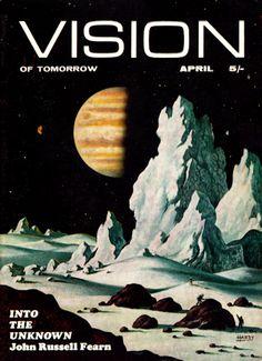 Vision of Tomorrow. Vol.1, No.7, April, 1970.