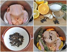 Roast Chicken Brine