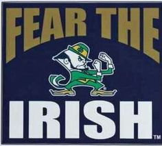 #goirish Go Irish! Be sure to visit and LIKE our Facebook page at…