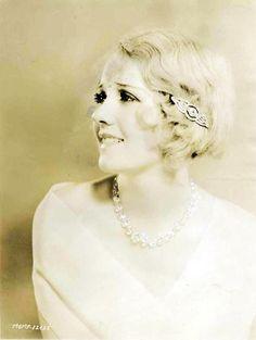 The beautiflu Anita Page!