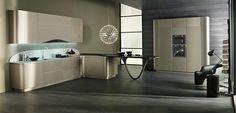 design gris métal Ola by snaidero Bathtub, Bathroom, Metal, Design, Standing Bath, Washroom, Bathtubs, Bath Tube, Full Bath