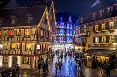 Colmar Christmas Market - Best Christmas Market in Europe - Copyright Adobe Stock -  Colmar Tourisme Office