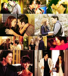 melinda & Jim. Ghost Whisperer- wish they hadn't cancelled that show. They were just a perfect couple