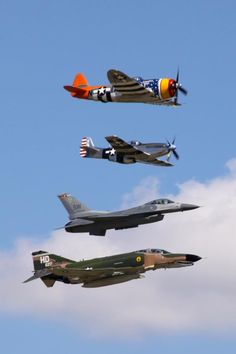 Heritage Flights
