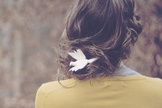 #bird #hair #pin