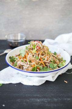 #vegan vietnamese salad