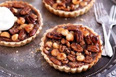 Peanuts, almonds, walnuts, macadamias and cashews. We love them all. Make them the star of these show-stopping desserts.