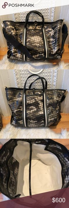 04aff06078b4 Pierre Hardy weekender bag brand new! Brand new Pierre Hardy weekender bag  2 in 1