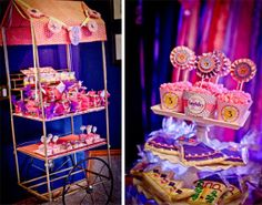 Rapunzel & Tangled 3rd birthday party J.Kate Designs