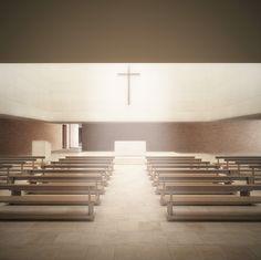 Complesso parrocchiale a Colle Val d'Elsa_tesi di laurea