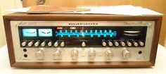 Vintage Marantz 2275 FM AM Stereo Receiver Dolby with Manual and Schematic MINT!