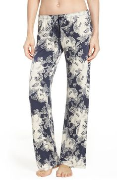 PJ Salvage Pajama Pants available at #Nordstrom