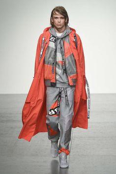 Christopher Ræburn, Spring-Summer 2018, London, Menswear