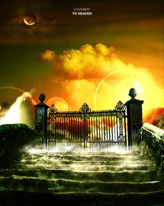 Stairway to Heaven by Ice123.deviantart.com on @deviantART