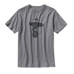 Patagonia Men's Live Simply Unicycle T-Shirt