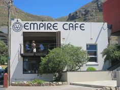 Our favourite Breakfast spot - Empire Cafe, Muizenberg, Capetown, South Africa
