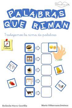 Free Preschool, Preschool Printables, Spanish Activities, Activities For Kids, Speech And Language, Speech Therapy, Literacy, Homeschool, Teacher