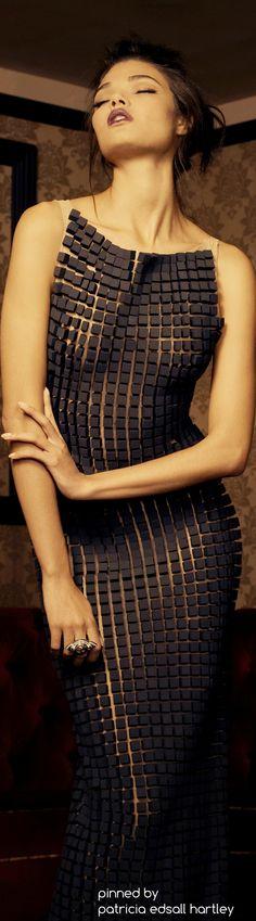 Publication: Flatt Magazine #5 Fall 2013 Model: Daniela Braga Photographer: Nico Iliev