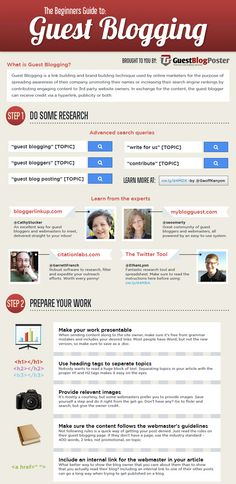 What every guest blogger should know. http://www.likedbydesign.com/