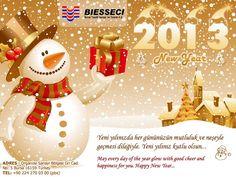 Yeni bir yılda yüzünüzden gülücükler, gönlünüzden sevgiler eksik olmasın mutlu yıllar dileriz.