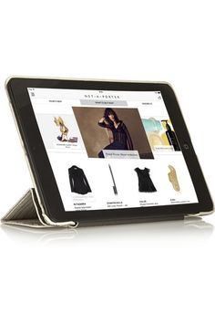 The Case Factory @ Net-A-Porter. Available in iPad mini and iPad Air