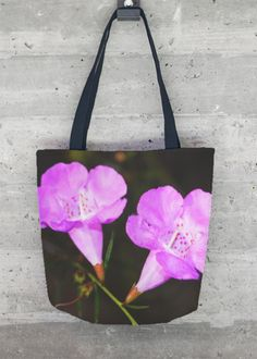 VIDA Statement Bag - Lilac Hydrangeas by VIDA PU2U5heZ